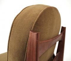 Paul Evans Phillip Lloyd Powell New Hope Lounge Chair from Phillip Lloyd Powell Studio in American Black Walnut - 1004732