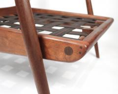 Paul Evans Phillip Lloyd Powell New Hope Lounge Chair from Phillip Lloyd Powell Studio in American Black Walnut - 1004735