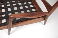 Paul Evans Phillip Lloyd Powell New Hope Lounge Chair from Phillip Lloyd Powell Studio in American Black Walnut - 1004736