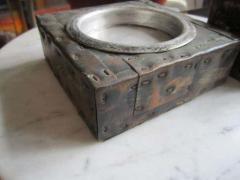 Paul Evans Rare Set of Signed Paul Evans Desk Accessories Lighter Mid century Modern - 1877336