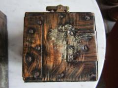 Paul Evans Rare Set of Signed Paul Evans Desk Accessories Lighter Mid century Modern - 1877350