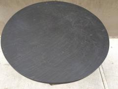 Paul Evans Round Slate Top Table by Paul Evans - 421439