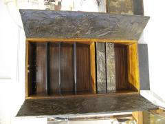 Paul Evans Sculpted and patinated bronze cabinet by Paul Evans - 762966