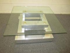 Paul Evans Stunning 20th Century Coffee Table in the Manner of Paul Evans - 1570635