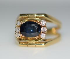 Paul Flato Paul Flato Reversible Ring - 1124232