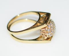Paul Flato Paul Flato Reversible Ring - 1124268