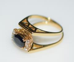 Paul Flato Paul Flato Reversible Ring - 1124269