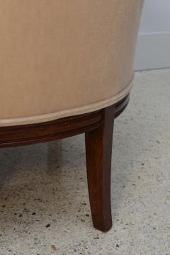 Paul Follot Fine Pair of French Art Deco Mahogany Chairs Paul Follot - 358250