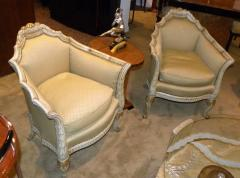Paul Follot French Art Deco Chairs in the style of Paul Follot - 424393