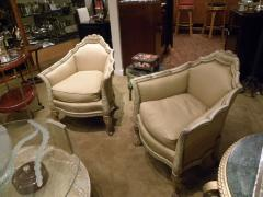 Paul Follot French Art Deco Chairs in the style of Paul Follot - 424394