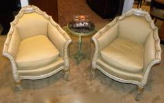 Paul Follot French Art Deco Chairs in the style of Paul Follot - 424398