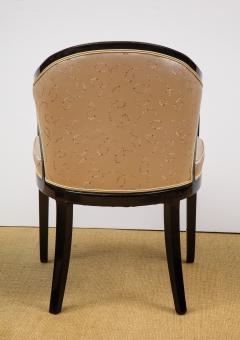 Paul Follot Pair of Ebonized Chairs by Paul Follot - 787380