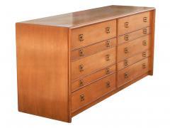 Paul Frankl 1950s paul Frankl 10 Drawer Dresser - 975572
