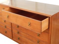 Paul Frankl 1950s paul Frankl 10 Drawer Dresser - 975578
