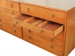 Paul Frankl 1950s paul Frankl 10 Drawer Dresser - 975580