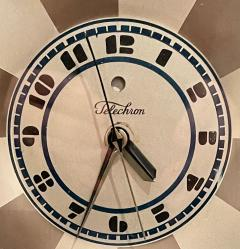 Paul Frankl Art Deco Skyscraper Warren Telechron Clock Modernique by Paul Frankl 1928 - 1807033