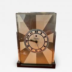 Paul Frankl Art Deco Skyscraper Warren Telechron Clock Modernique by Paul Frankl 1928 - 2001981