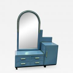 Paul Frankl EXCEPTIONAL MODERNIST ART DECO VANITY - 1164085