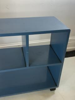 Paul Frankl MODERNIST ART DECO TRIPLE TIER SHELVES TABLE - 1163824