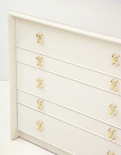 Paul Frankl Paul Frankl Bleached Walnut Dresser - 1173179