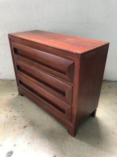 Paul Frankl Paul Frankl Petite Mahogany Chest of Drawers for Johnson Furniture Co  - 1485505