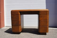 Paul Goldman Bentwood Desk by Paul Goldman for Plymold - 1026355
