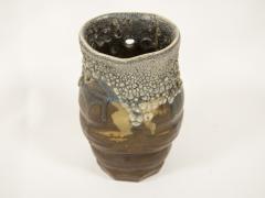 Paul Jeanneney Ceramic small vase in Japanese style by Paul Jeanneney circa 1900 - 1056269