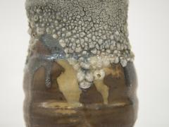 Paul Jeanneney Ceramic small vase in Japanese style by Paul Jeanneney circa 1900 - 1056272
