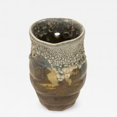 Paul Jeanneney Ceramic small vase in Japanese style by Paul Jeanneney circa 1900 - 1057504