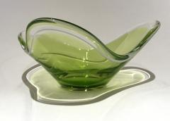 Paul Kedelv Two Glass Bowls by Paul Kedelv for Flygsfors 1955 - 1217980