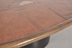 Paul Kingma 1993s Signed Coffee Table by Paul Kingma Netherlands - 820104