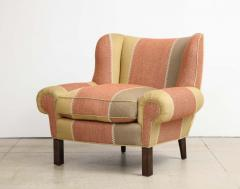 Paul L szl Custom Arm Chair Ottoman by Paul L szl  - 1529940