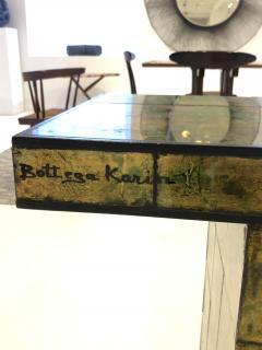 Paul L szl Custom Paul Laszlo Verre glomis Console Table - 1792683
