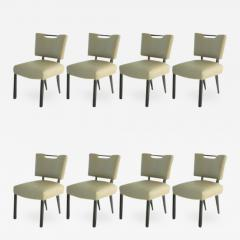 Paul L szl Modern Paul Laszlo Dining Chairs Set of 8 - 664437