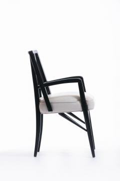 Paul L szl PAIR OF PAUL LASZLO CHAIRS FROM THE BRENTWOOD COUNTRY CLUB CIRCA 1954 - 1921877