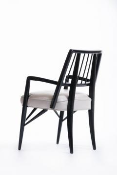 Paul L szl PAIR OF PAUL LASZLO CHAIRS FROM THE BRENTWOOD COUNTRY CLUB CIRCA 1954 - 1921882