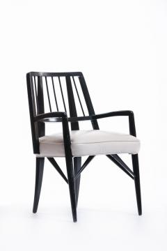 Paul L szl PAIR OF PAUL LASZLO CHAIRS FROM THE BRENTWOOD COUNTRY CLUB CIRCA 1954 - 1921884