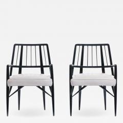 Paul L szl PAIR OF PAUL LASZLO CHAIRS FROM THE BRENTWOOD COUNTRY CLUB CIRCA 1954 - 1923732