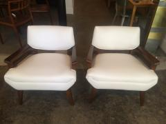 Paul L szl Pair of Paul Laszlo Lounge Chairs - 276788