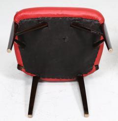 Paul L szl Set of Four Custom Designed Dining Chairs by Paul Laszlo - 1037287