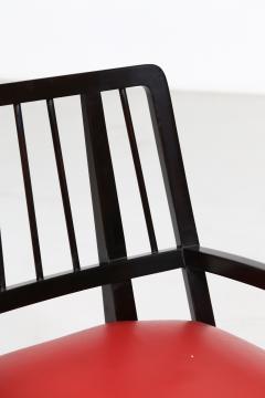 Paul L szl Set of Four Custom Designed Dining Chairs by Paul Laszlo - 1037289