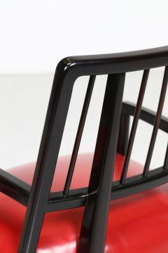 Paul L szl Set of Four Custom Designed Dining Chairs by Paul Laszlo - 1037290