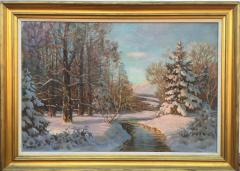 Paul Lauritz After the Snow  - 345810