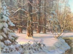Paul Lauritz After the Snow  - 345811