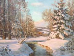 Paul Lauritz After the Snow  - 345812