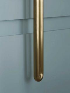 Paul Matter Goddess Brass Sconce by Paul Matter - 1160255