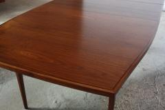 Paul McCobb Large Three Leaf Walnut Dining Table by Paul McCobb for Directional - 799425
