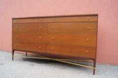 Paul McCobb Low Eight Drawer Dresser by Paul McCobb for the Calvin Group - 1077108