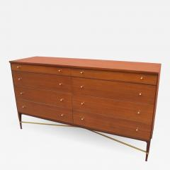 Paul McCobb Low Eight Drawer Dresser by Paul McCobb for the Calvin Group - 1093556