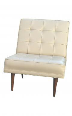 Paul McCobb Mid Century Modern Lounge Side Slipper Chairs Manner Of Paul McCobb - 1988726